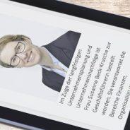 Susanne Beck-Krusche ist neue Geschäftsführerin