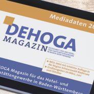 Neues DEHOGA Magazin am Start – ab 2017 erhöhte Verbreitung
